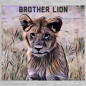 Brother Lion - Baby Contrast One Piece