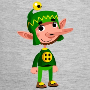 cool-forest-elf-cartoon - Baby Contrast One Piece