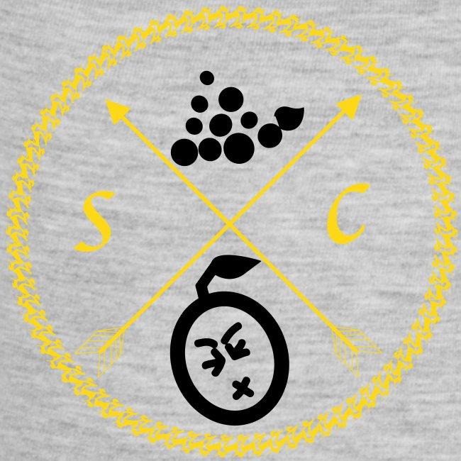 Sour Grapes Crest