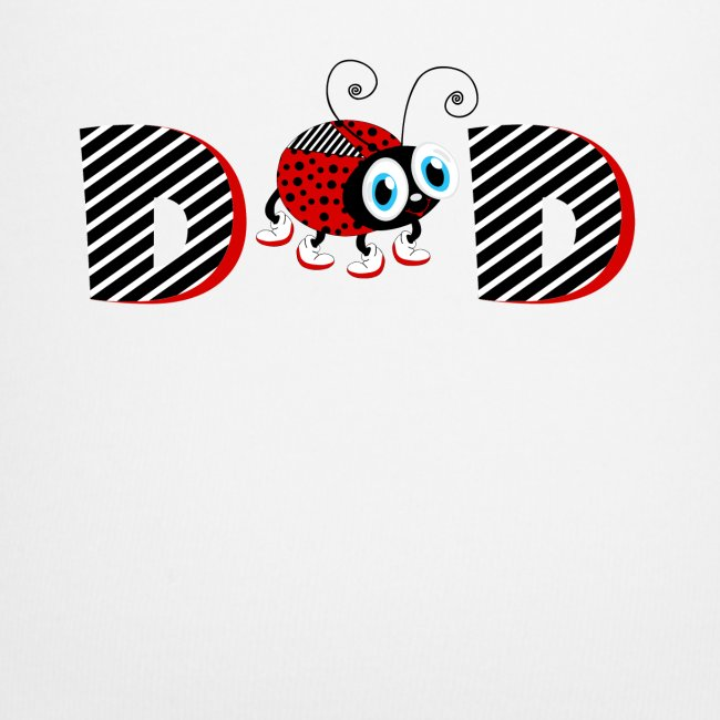 2nd Year Family Ladybug T-Shirts Gifts Dad