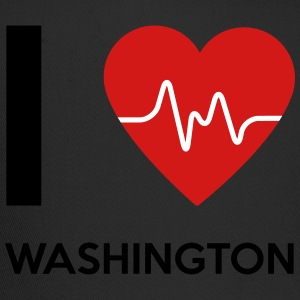 I Love Washington - Trucker Cap