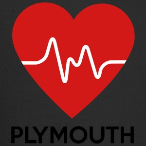 Heart Plymouth - Trucker Cap