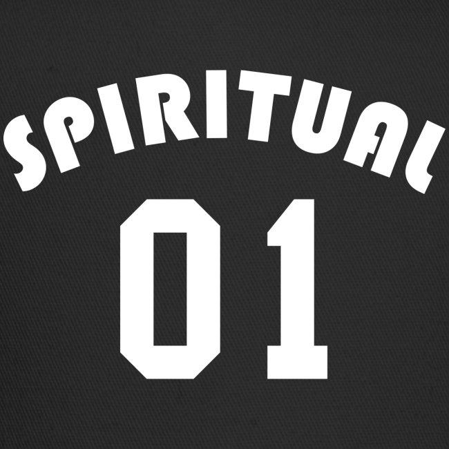 Spiritual 01 - Team Design (White Letters)