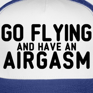 airgasm flying - Trucker Cap