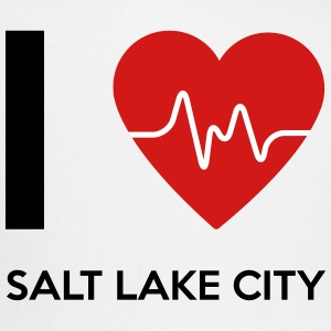 I Love Salt Lake City - Trucker Cap