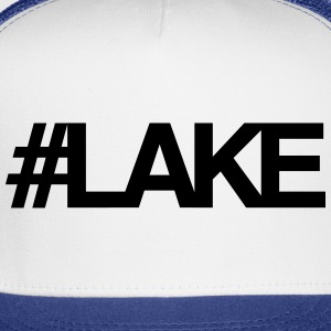 #Lake - Trucker Cap
