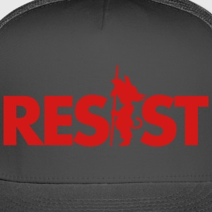 RESIST - Trucker Cap
