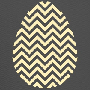 Gold Easter Egg Chevron - Trucker Cap