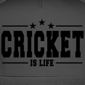 Cricket is life 1 - Trucker Cap