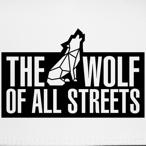 Wolf Of All Streets (1-Color)