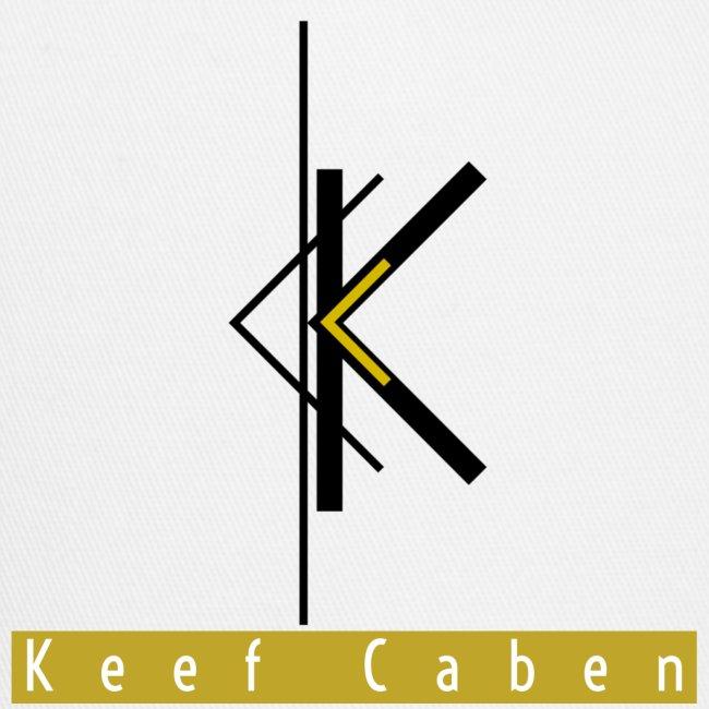 Keef Caben Logo plus name