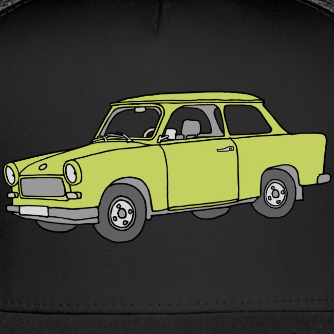 Trabant (baligreen car)