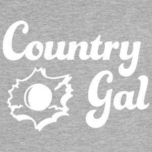 Country Gal - Women's Flowy Muscle Tank by Bella