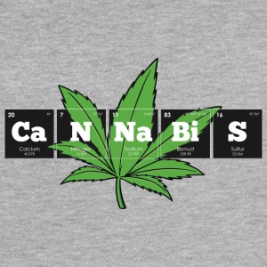 Periodic Elements: CaNNaBiS - Women's Flowy Muscle Tank by Bella