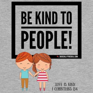 Be Kind. Something We All Can Agree With - Women's Flowy Muscle Tank by Bella
