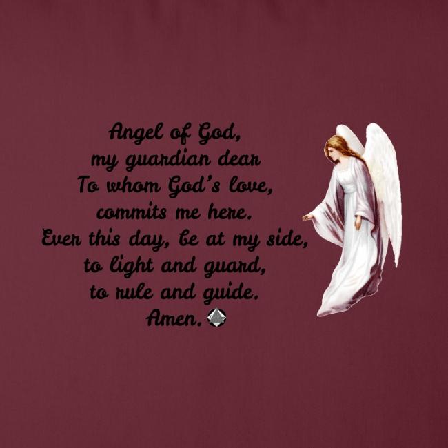 Guardian Angel prayer