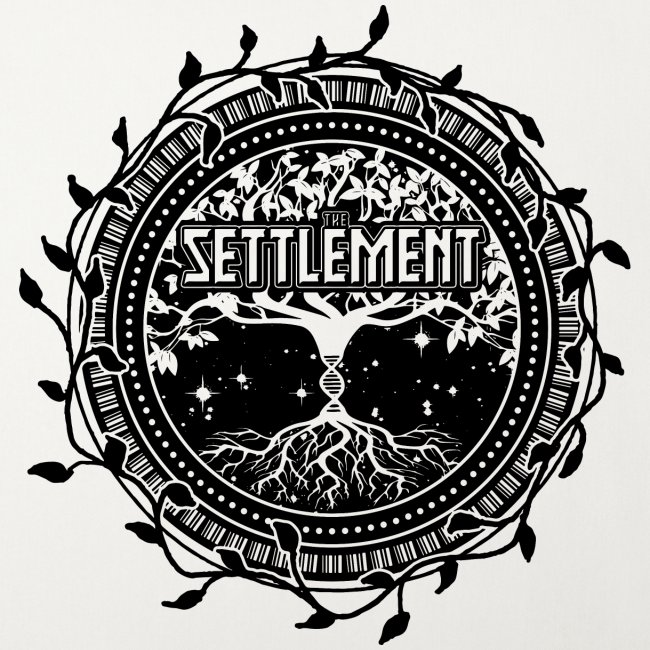 Band Seal (Black)   The Settlement