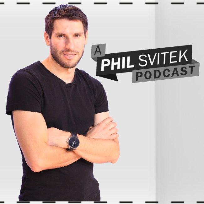 A Phil Svitek Podcast Logo FULL Design