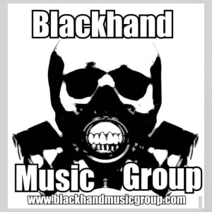 Blackhand Music group apparel - Panoramic Mug