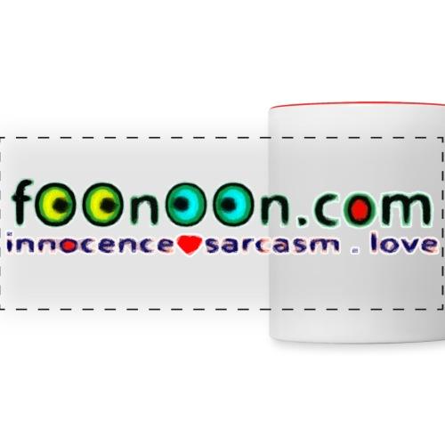 FoonoonLogo - Panoramic Mug