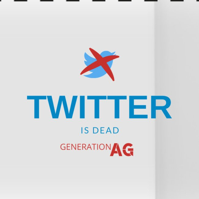 Twitter is dead