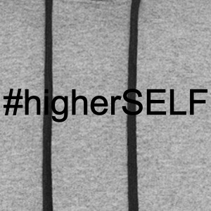 #Higher Self - Colorblock Hoodie