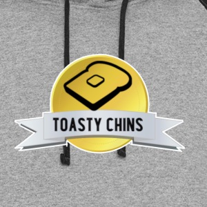 The Toasty Chins - Colorblock Hoodie