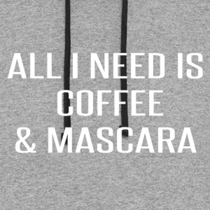 Coffee and Mascara - Colorblock Hoodie