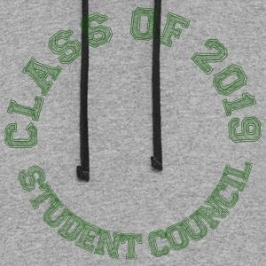 Student Council - Colorblock Hoodie
