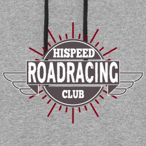 Roadracing Hispeed Club - Colorblock Hoodie