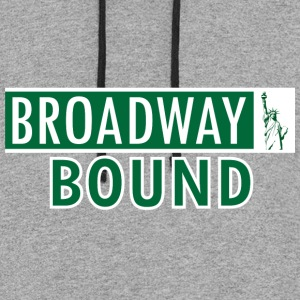 Broadway Bound - Colorblock Hoodie