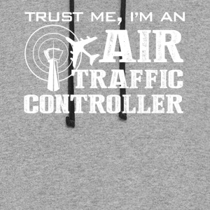 Air Traffic Controller Shirt - Colorblock Hoodie