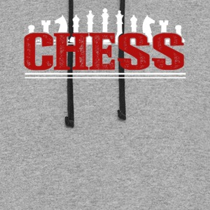 Chess Shirts - Colorblock Hoodie