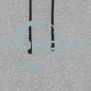 Modding Pro T Shirt - Colorblock Hoodie