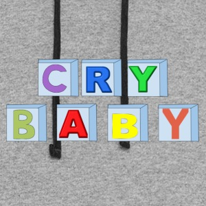 Cry Baby Blocks - Colorblock Hoodie