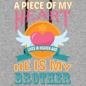 He Is My Brother T Shirt - Colorblock Hoodie