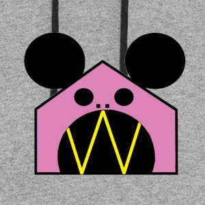 Mouse House - Colorblock Hoodie