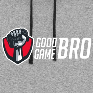 GoodGameBro Official Baseball Tee T Shirt - Colorblock Hoodie