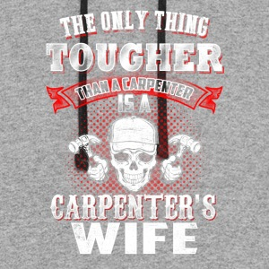 Carpenter's wife T-Shirts - Colorblock Hoodie