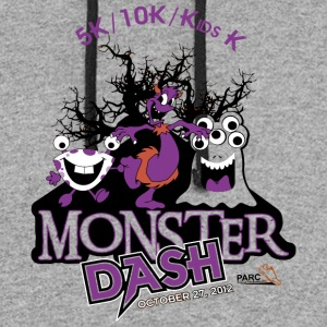 Monster Dash - Colorblock Hoodie