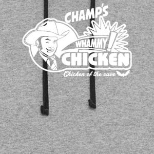 Champ s Whammy Chicken - Colorblock Hoodie