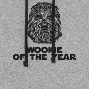 Wookie Of The Year - Colorblock Hoodie