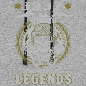 1937 The Birth Of Legends - Colorblock Hoodie