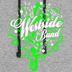 Westside Band - Colorblock Hoodie