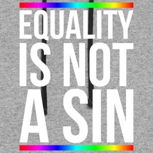 Equality is not a sin - Colorblock Hoodie