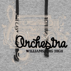 Orchestra Williamsburg High - Colorblock Hoodie