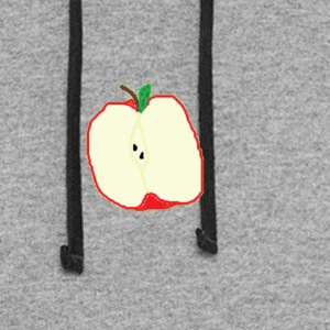 Apple - Colorblock Hoodie