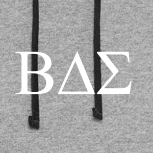 BAE, Before Anyone Else! - Colorblock Hoodie