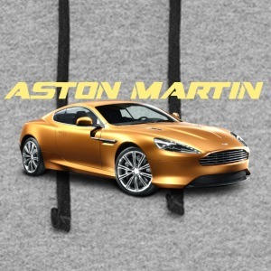 Aston Martin Gold - Colorblock Hoodie