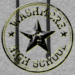 WASHMORE HIGH SCHOOL - Colorblock Hoodie